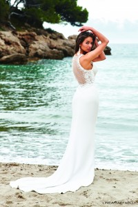 LINEA RAFFAELLI - BRIDAL 2018 - SET 032 BACK