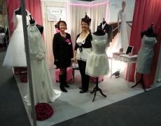 Notre stand au salon du mariage de Nantes 2014