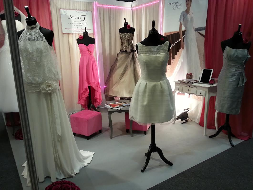 stand salon du mariage nantes 2014 jour j jour j. Black Bedroom Furniture Sets. Home Design Ideas